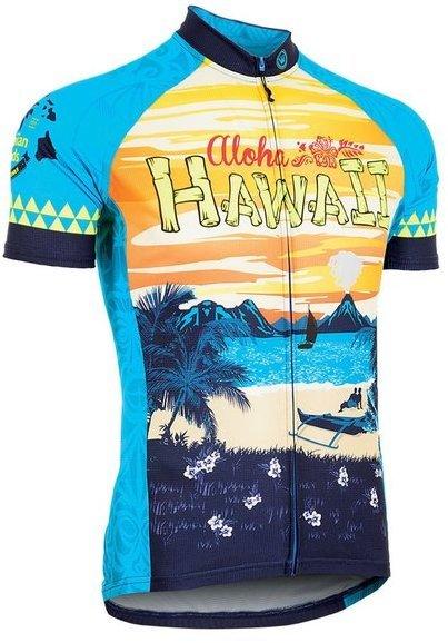 Canari Hawaii Retro Souvenir Jersey