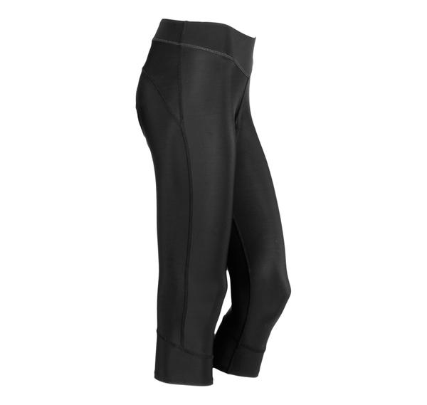 Canari Jasmine Gel Capri Color: Black