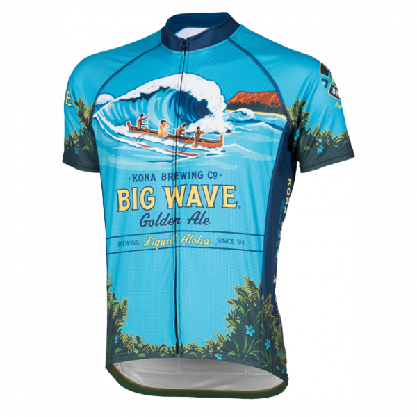 Canari KBC Big Wave Jersey Image differs from actual product