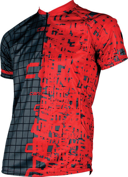 Canari Salo Short Sleeve Jersey Color: InfraRed