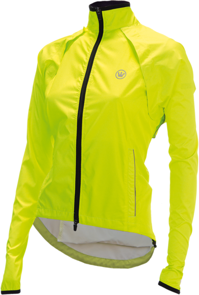 Canari Optima Jacket Color: Killer Yellow