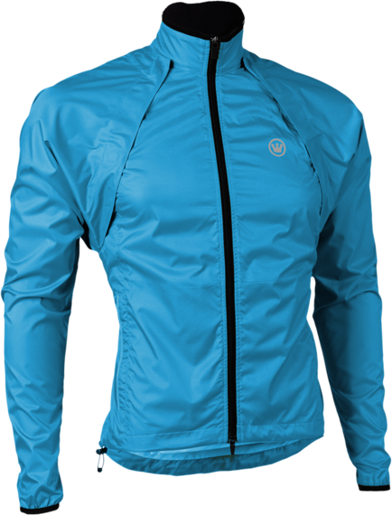 Canari Optimo Jacket Color: Azure Blue