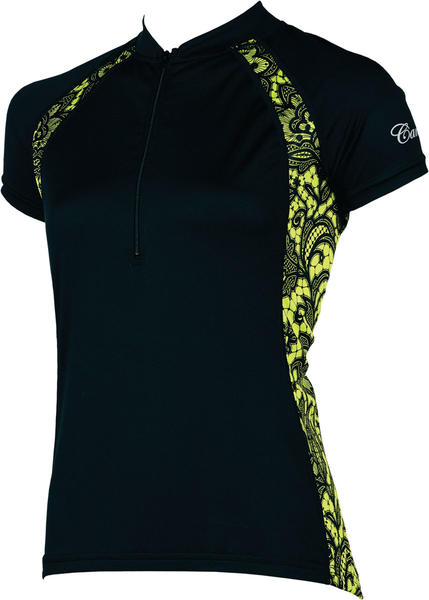 Canari Lazise Jersey - Women's Color: Black
