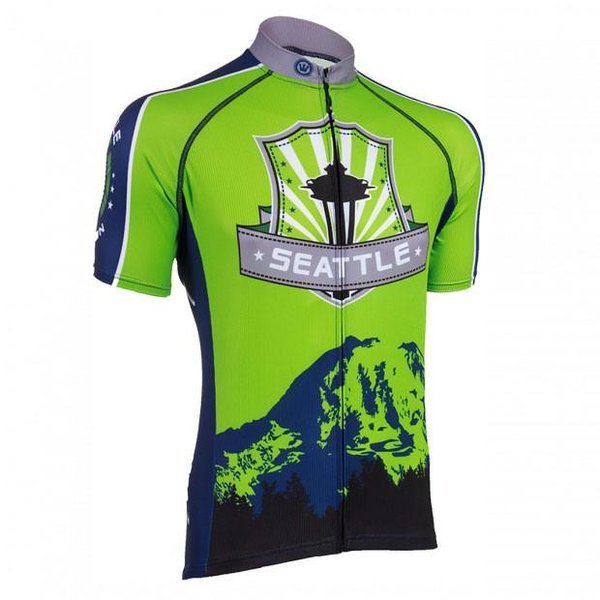 Canari Seattle Souvenir Jersey Color: Multi