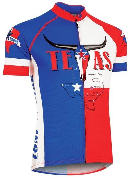Canari Men's Texas Lone Star Jersey