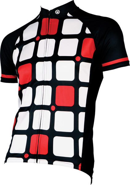 Canari Ledro Short Sleeve Jersey Color: InfraRed