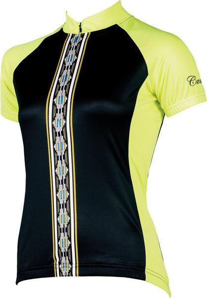 Canari Sona Jersey - Women's Color: Black