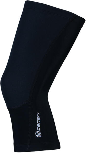 Canari Windfront Knee Warmers Color: Black