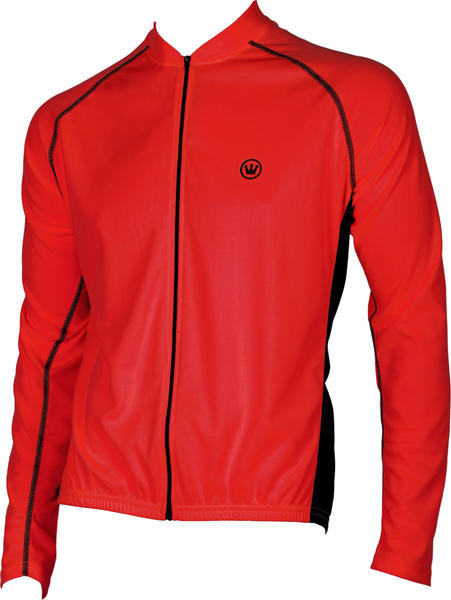 Canari Flash Jersey Color: InfraRed