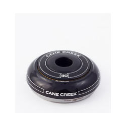 Cane Creek 110 IS42 Headset Top Color | Model: Black | Short Cover