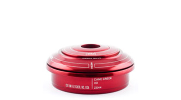 Cane Creek 110 Series ZeroStack Short Top Cover Color: Red