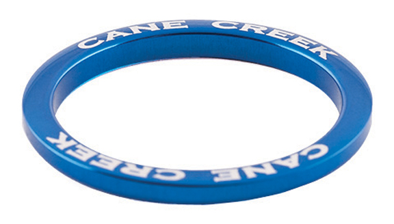 Cane Creek Interlok Spacers Color: blue
