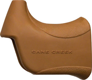 Cane Creek Non-Aero Brake Lever Hoods Color: Brown