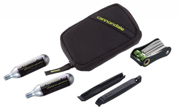 Cannondale 6 Function/CO2 Inflator Multi Tool Kit