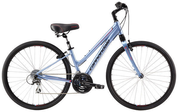 Cannondale Adventure Women's 1 Color: Powder Blue