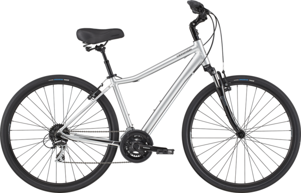 Cannondale Adventure 1 Color: Fine Silver
