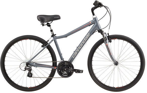 Cannondale Adventure 2 Color: Charcoal Grey