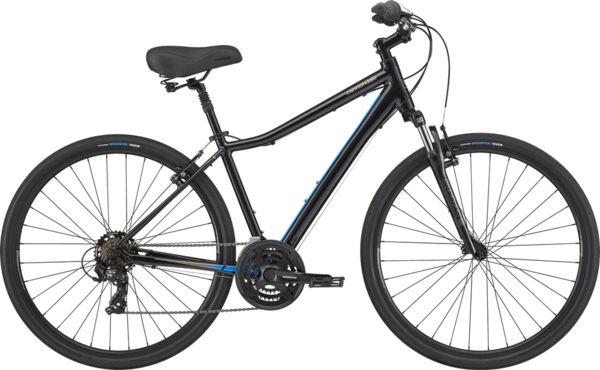 Cannondale Adventure 2 Color: Black Pearl