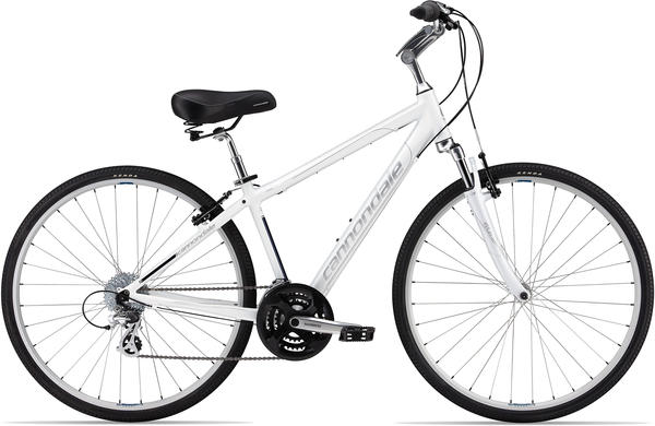 Cannondale Adventure 2 Color: Magnesium White