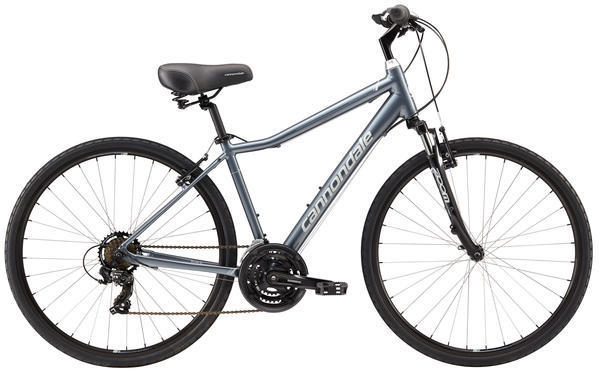 Cannondale Adventure 3 Color: Charcoal Grey
