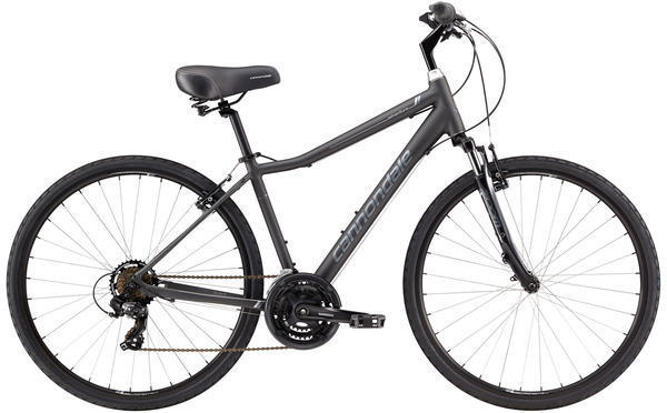 Cannondale Adventure 3 Color: Nearly Black