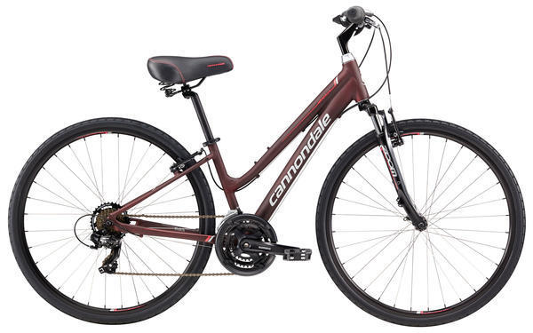 Cannondale Adventure Women's 3 Color: Mulberry