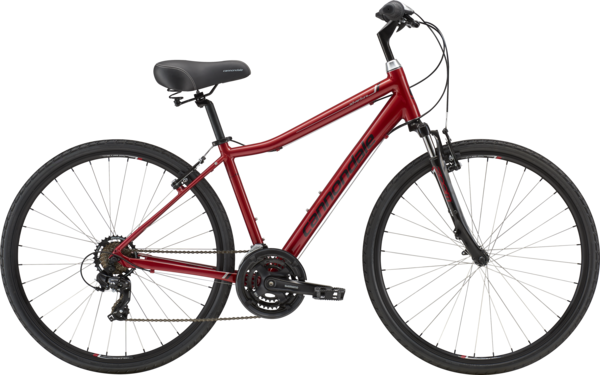 Cannondale Adventure 3 Color: Fire Red
