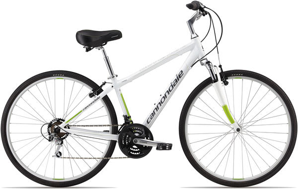 Cannondale Adventure 3 Color: White