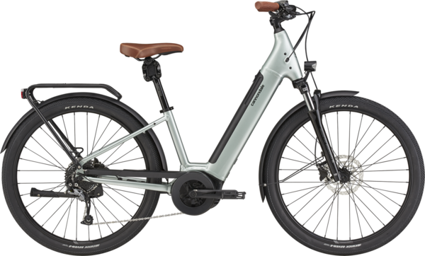 Cannondale Adventure Neo 2 EQ Color: Sage Gray