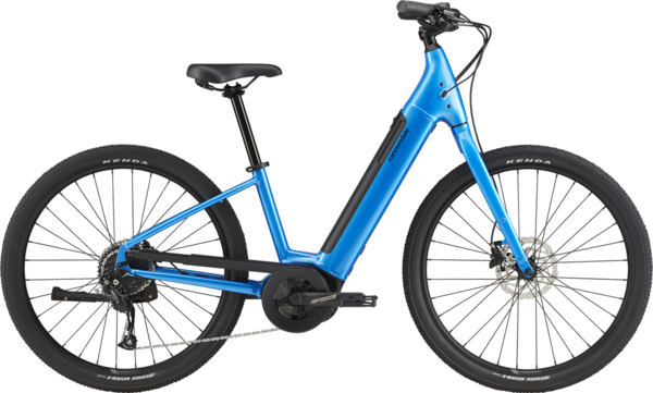 Cannondale Adventure Neo 4 Color: Electric Blue