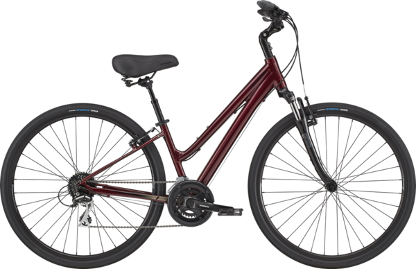 Cannondale Adventure Women's 1 Color: Maroon
