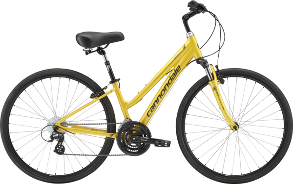 Cannondale Adventure Women's 2 Color: Canary
