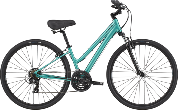 Cannondale Adventure Women's 2 Color: Turqoise