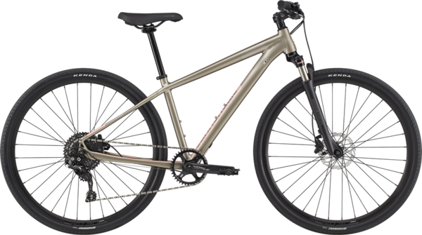 Cannondale Althea 1 Color: Meteor Gray