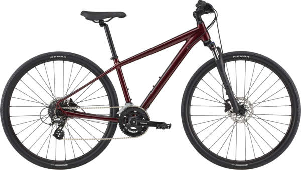 Cannondale Althea 3 Color: Maroon