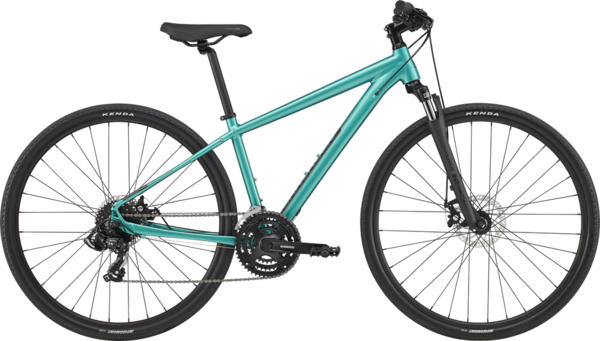 Cannondale Althea 4 Color: Turqoise