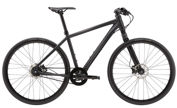 Cannondale Bad Boy 1 Color: Matte Jet Black/Gloss Black