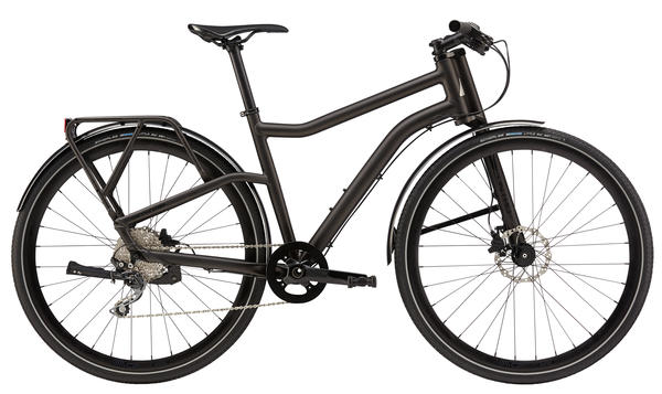 Cannondale Contro 3 Color: Black Coffee