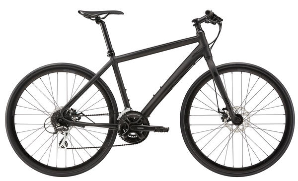 Cannondale Bad Boy 4 Color: Matte Jet Black/Gloss Black