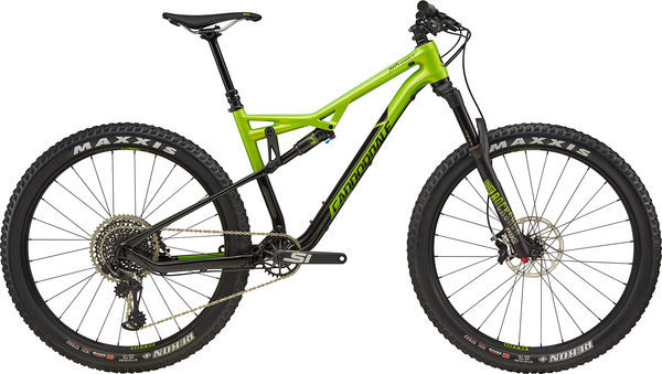Cannondale Bad Habit 2 Color: Acid Green