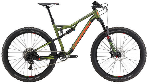 Cannondale Bad Habit Carbon 2 Color: Military Green