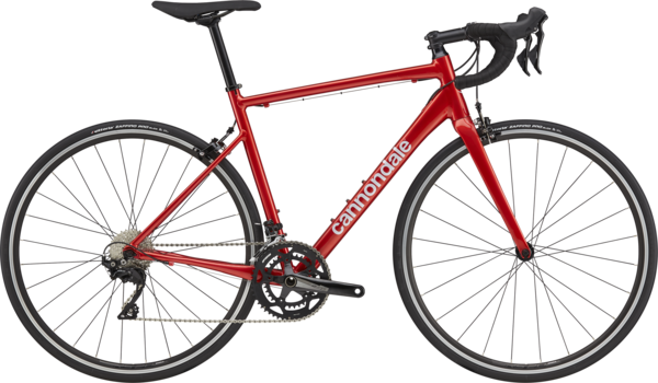 Cannondale CAAD Optimo 1 - PRE-ORDER Color: Candy Red