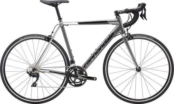 Cannondale CAAD Optimo 105 Color: Charcoal Gray