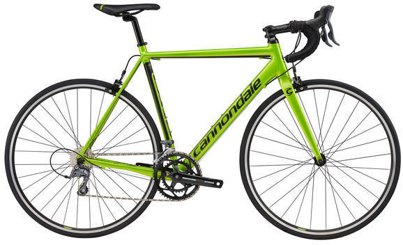 Cannondale CAAD Optimo Claris Color: Acid Green