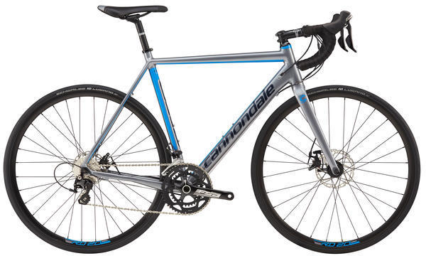 Cannondale CAAD Optimo Disc 105 Color: Cloudburst Grey