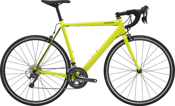 Cannondale CAAD Optimo Tiagra Color: Nuclear Yellow