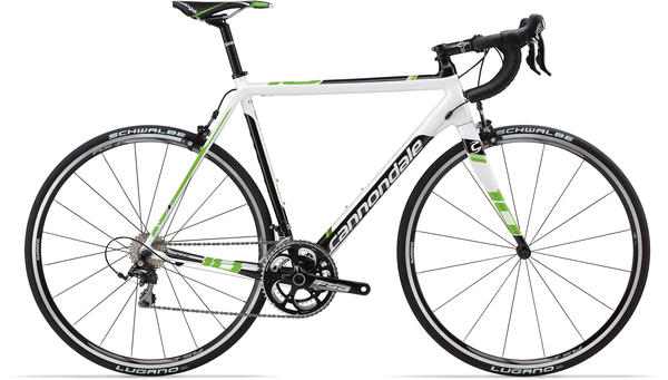 Cannondale CAAD10 5 105 C Color: Magnesium White