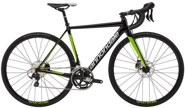 Cannondale CAAD12 Disc Women's 105 Color: Black