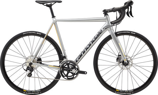 Cannondale CAAD12 Disc 105 Color: Ash