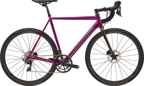 Cannondale CAAD12 Disc Dura-Ace Color: Deep Purple